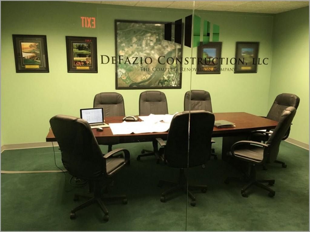 NJ General Contractor | DeFazio Construction Offices Edison NJ