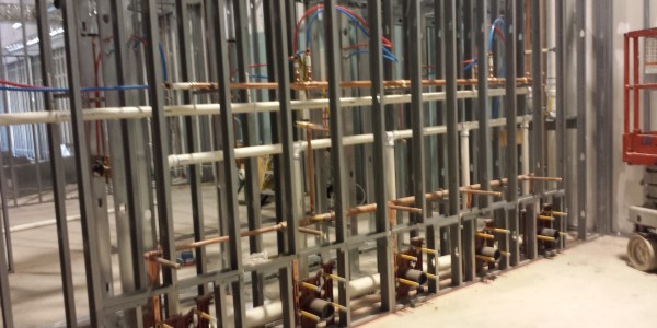 Somerset NJ New Construction Project | DeFazio Construction