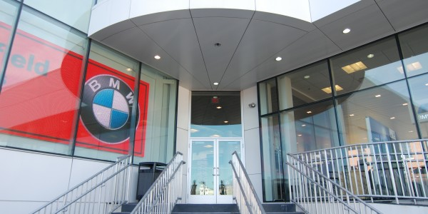 BMW Bloomfield renovation | DeFazio Construction
