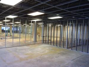 NJ Metal Framing | DeFazio Construction